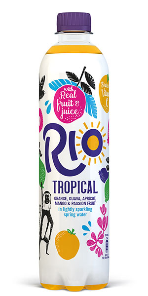 Rio Tropical Bottle 300x600
