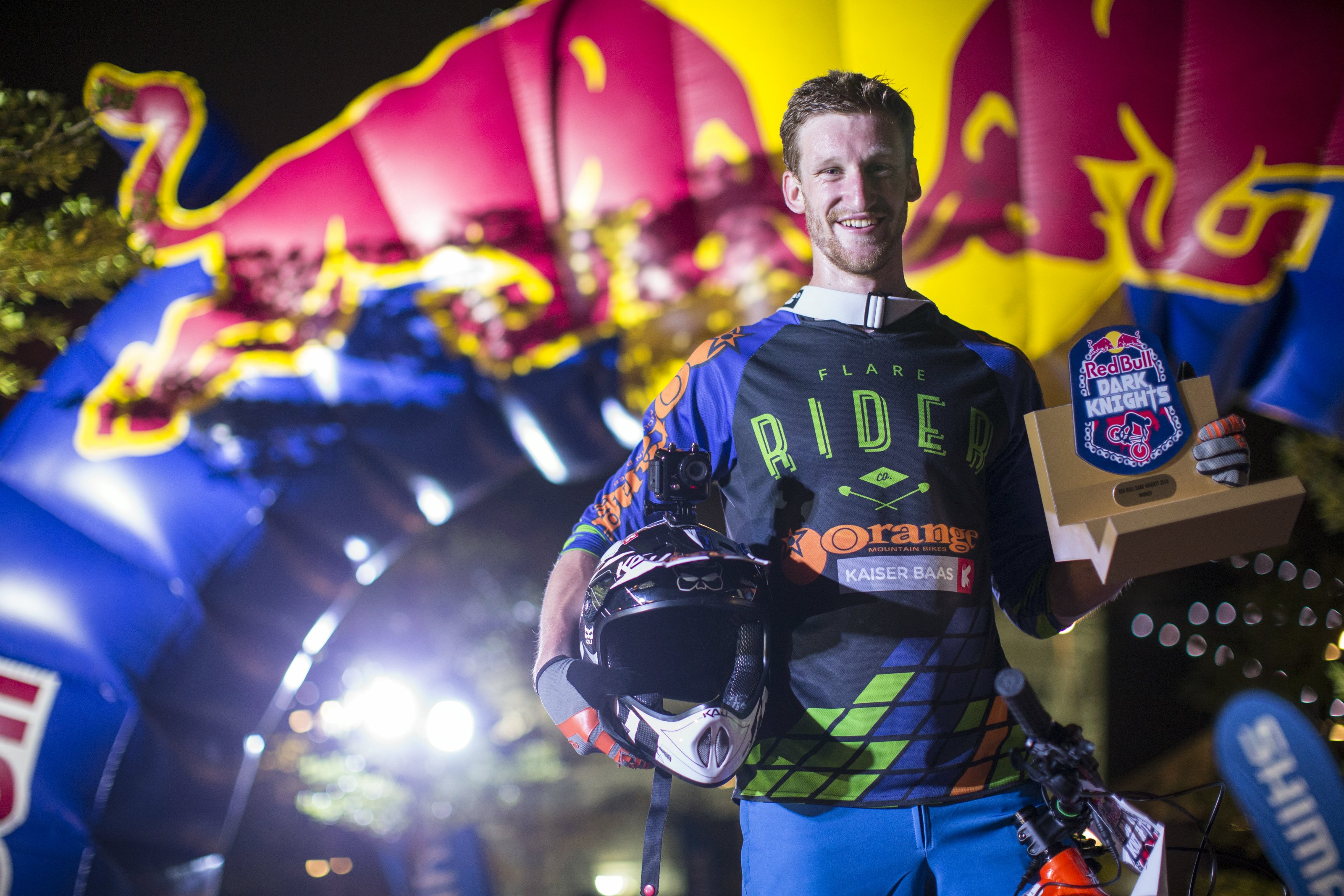 Rio rider Ben Moore shares his journey with us ...
